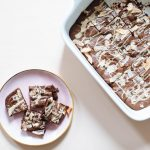 Gooey Toasted-Coconut Chocolate Brownies