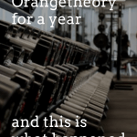 I did Orangetheory for a Year and This is What Happened