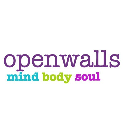Open Walls logo