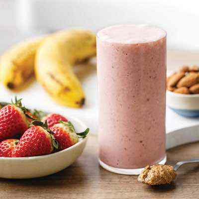 Life-changing Almond Butter Smoothie